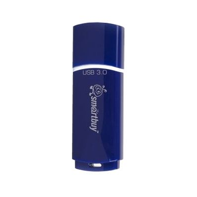 16Gb SmartBuy Crown Blue USB 3.0 (SB16GBCRW-Bl)