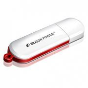 64Gb Silicon Power Luxmini 320 White (SP064GBUF2320V1W)