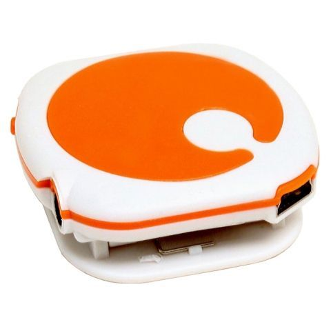 MP3 плеер Sempai SPL-03, оранжевый/белый