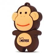 8Gb Mirex Monkey Brown (13600-KIDMKB08)