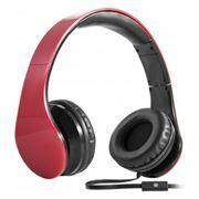 Гарнитура DEFENDER HN-047 Accord для смартфонов и ПК, красная (63046)