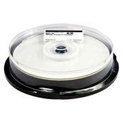 Диск BD-R CMC 25 Gb 6x Full Ink Printable, Cake Box, 10 шт (расфасовка со шпинделя)