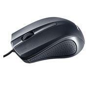 Мышь Perfeo PF-353-OP-B, чёрная, USB