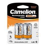 Аккумулятор C CAMELION NH-C3500BP2 3500мА/ч Ni-Mh, 2 шт, блистер