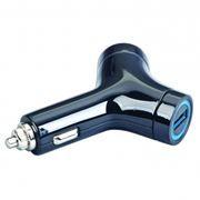 Зарядное автомобильное устройство GEMBIRD MP3A-UC-CAR5, 2A 2xUSB