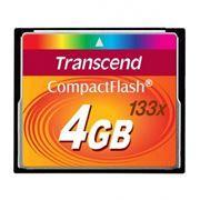 Карта памяти CompactFlash 4Gb Transcend 133x (TS4GCF133)