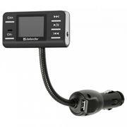 Автомобильный FM-трансмиттер Defender RT-Pro (83551)