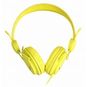 Наушники SmartBuy TRIO, желтые (SBE-9120)