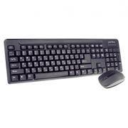 Комплект Perfeo PF-215-WL/OP, беспроводные клавиатура и мышь
