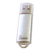 64Gb SmartBuy V-Cut Silver USB 3.0 (SB64GBVC-S3)