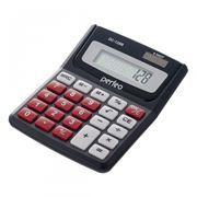 Калькулятор карманный Perfeo SDC-128B, 8-разрядный, черный