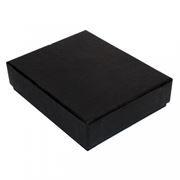 Подарочная коробка Apexto Box, черная, картон, 100x80x26мм (AP-BOX-GIFT-BK-BIG)