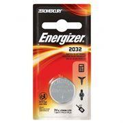 Батарейка CR2032 Energizer, 1 шт, блистер