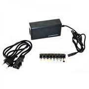 Адаптер питания для ноутбука KS-is KS-224 Hitti, 100Вт 12-24В + 8 разъемов, USB