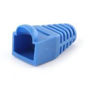 Колпачок изолирующий RJ-45 синий, 100 шт