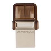 8Gb Kingston DataTraveler microDuo, совместим с Android, microUSB/USB (DTDUO/8GB)
