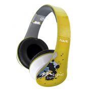Наушники HAVIT HV-H85D Yellow