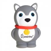 32Gb SmartBuy Wild series Dog Grey (SB32GBDgr)