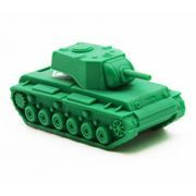 8Gb Kingston WOT KV-1 Танк USB 2.0 + бонус-код и инвайт-код World of Tanks (DT-TANK/8GB)