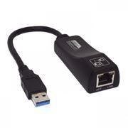 Сетевая карта USB3.0 - RJ45 1 Гбит/с, Gembird (NIC-U3)