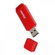 16Gb SmartBuy Dock Red USB 2.0 (SB16GBDK-R)