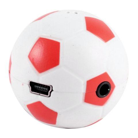 MP3 плеер Perfeo Music Football, красный (VI-M009 red)