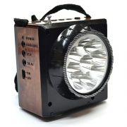 Радиоприемник СИГНАЛ Vikend Fisher с MP3 плеером и фонарем, УКВ, встроенный аккумулятор