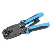 Инструмент клещи 5bites LY-T2009R Pro для 8P+6P+4P, обжим, зачистка и резка кабеля