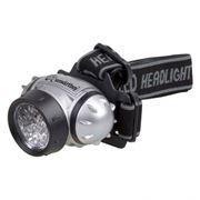 Фонарь налобный SmartBuy Yukon, черный, 21 LED (SBF-HL006-K)