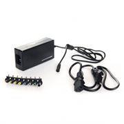 Адаптер питания для ноутбука KS-is KS-154 Maxt, 220->12-24В 150W + 8 разъемов