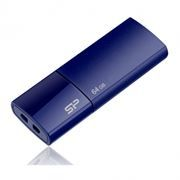 64Gb Silicon Power Ultima U05 Blue USB 2.0 (SP064GBUF2U05V1D)