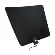 Антенна комнатная для аналогового и цифрового ТВ DVB-T2, МВ+ДМВ, актив., Ritmix RTA-170 DVB-T2