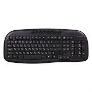 Клавиатура SmartBuy 205 USB Black (SBK-205U-K)