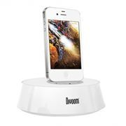 Колонка 1.0 DIVOOM iBase-1, док-станция для iPhone/iPod 30 pin, белая