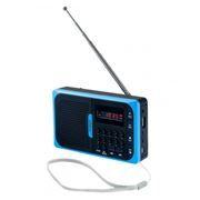 Мини аудио система Perfeo PF-SV521-BL Sound Voyager, синяя