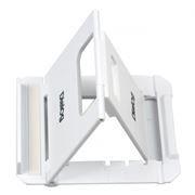 Держатель-подставка для планшета и телефона Dialog MS-21 White