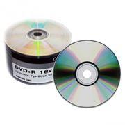 Диск DVD+R CMC 4,7 Gb 16x Blank, Bulk 50 шт