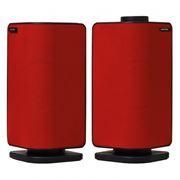 Колонки SmartBuy CULT, красные, питание от USB (SBA-2540)