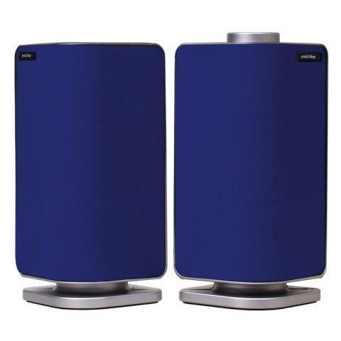 Колонки SmartBuy CULT, синие, питание от USB (SBA-2550)