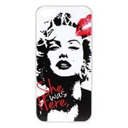 Чехол для iPhone 6, Marilyn Monroe 3D, Anzo (1955-6F400)