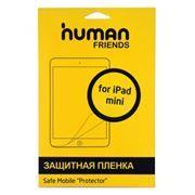 Пленка защитная для iPad mini, глянцевая, CBR Human Friends