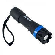 Фонарь Perfeo LT-005, синий, пластик, светодиодный, 80LM, 1W