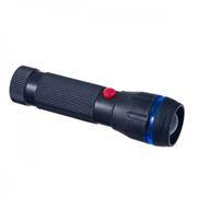 Фонарь Perfeo LT-006, синий, пластик, светодиодный, 50LM, 1W