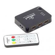 Переключатель 3 HDMI входа =>1 HDMI выход, пульт ДУ, EnerGenie (DSW-HDMI-33)