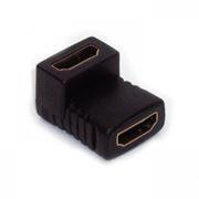 Адаптер HDMI/F - HDMI/F, угловой, SmartBuy (A112)