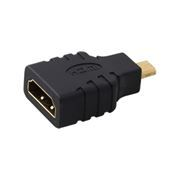 Адаптер microHDMI/M - HDMI/F, SmartBuy (A116)