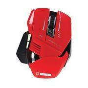 Мышь игровая 5bites Camper GM20RD, 3200dpi, красная