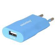 Зарядное устройство SmartBuy SATELLITE, 1A USB, синее (SBP-2700)