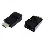 Адаптер HDMI/M - VGA/F, Cablexpert (A-HDMI-VGA-001)