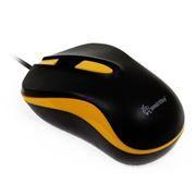 Мышь SmartBuy 317 Black/Yellow USB (SBM-317-KY)